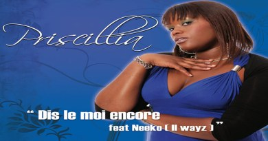 DIS LE MOI ENCORE Priscillia feat Neeko