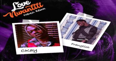 CKAY love nwantiti feat. Franglish remix french