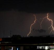 Буря и над Враца