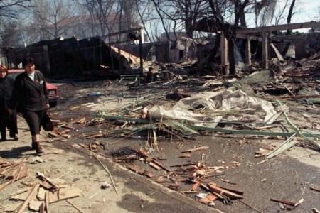 Бомбардирането на Югославия  от НАТО завинаги ще остави петно на срама на Съюза