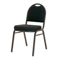 Steel Chair For Hotel Discount Office Banquet Metal Padded Stacking