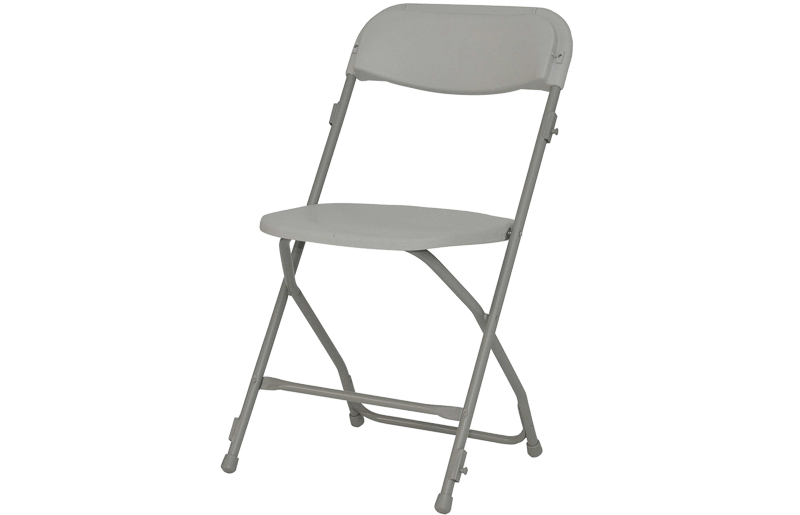 steel chair for hotel best desk lower back pain party folding with linking system