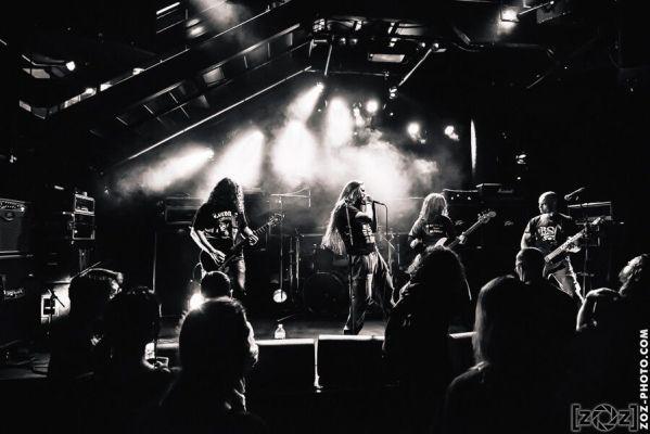 Dissident Solutions, Brutale Coalition festival, Club du Transbordeur (Villeurbanne), le 28 février 2014.