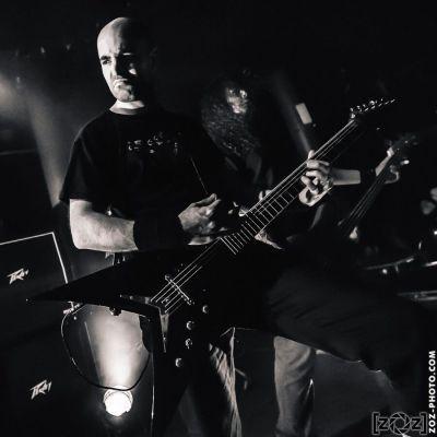 Loudblast, Brutale Coalition festival, Club du Transbordeur (Villeurbanne), le 28 février 2014.