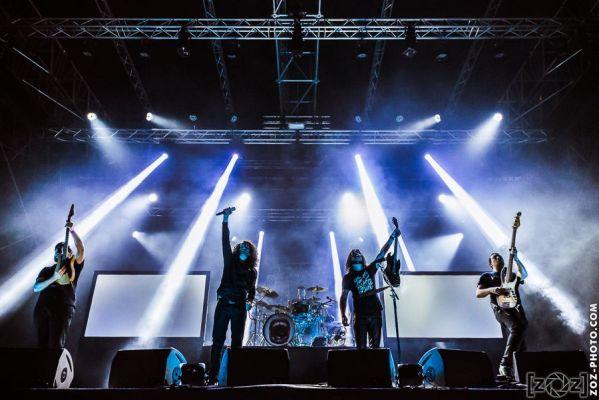 Sidilarsen, Balélec festival (Lausanne), le 9 mai 2014.
