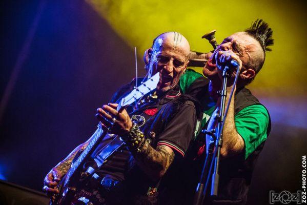 Les Ramoneurs de Menhirs, D-Viation festival (Albertville), le 19 avril 2014.