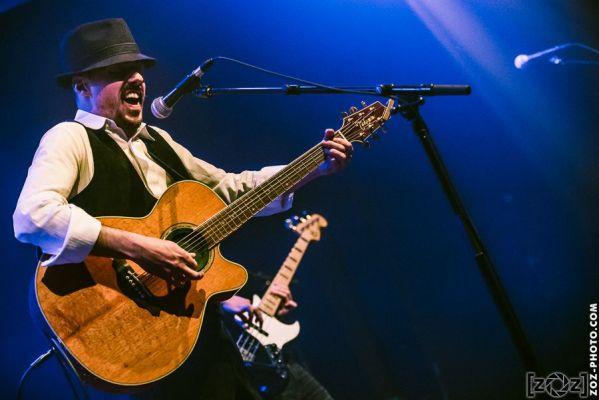Monsieur Timide, Gones'n'Live festival (Chaponost), le 1er mai 2014.