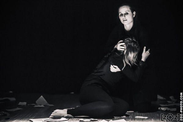 Lacrimosa, festival Coups de Théâtre, Université Lumière Lyon 2 (Bron), le 22 avril 2014.