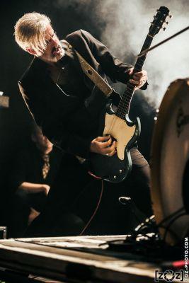 Triggerfinger, Ninkasi Kao, le 8 octobre 2014.