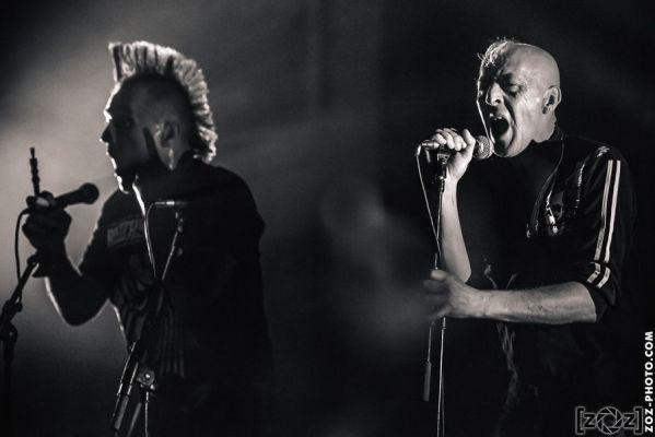 Les Ramoneurs de Menhirs, festival des Poules à crêtes, le 19 septembre 2014.