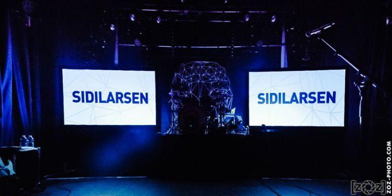 Sidilarsen, le Divan du Monde, le 15 novembre 2014.