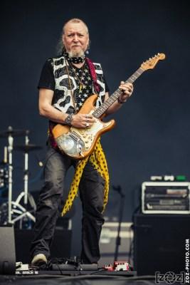 Le Bal des Enragés au Hellfest à Clisson, le 17 juin 2016. Festival de musiques extrêmes et metal en France.