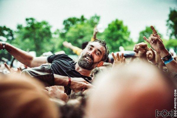 Mass Hysteria au Hellfest à Clisson, le 17 juin 2016. Festival de musiques extrêmes et metal en France.