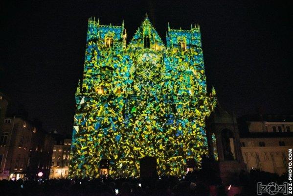 Évolutions, Cathédrale Saint-Jean (Lyon), le 8 décembre 2016.