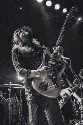Hommage à Sven Polhammer, guitariste de Parabellum.