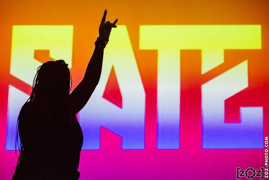 SATE: L'impressionnante révélation funk-rock venue du Canada