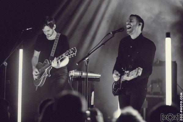 BirdPen, concert au Jack Jack (Bron), le 14 mars 2017.
