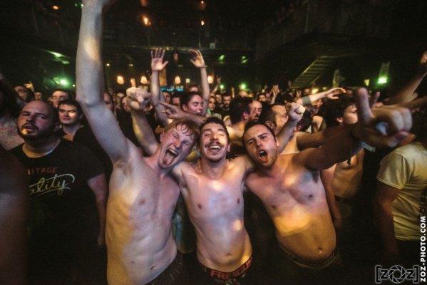 [zOz] journal: Public, concert au Bikini (Toulouse), Sidifest, le 14 octobre 2017.