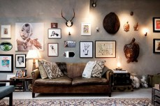 Old-Amsterdam-Garage-Turned-Into-Posh-Bacehlor-Pad-3