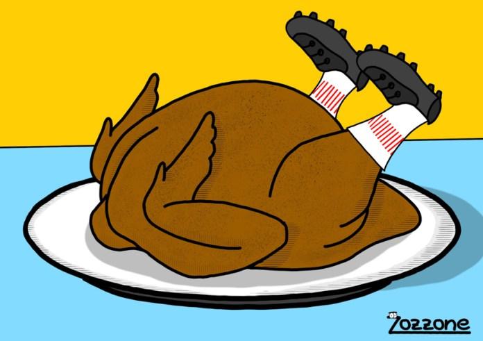 Pollo Calciatore