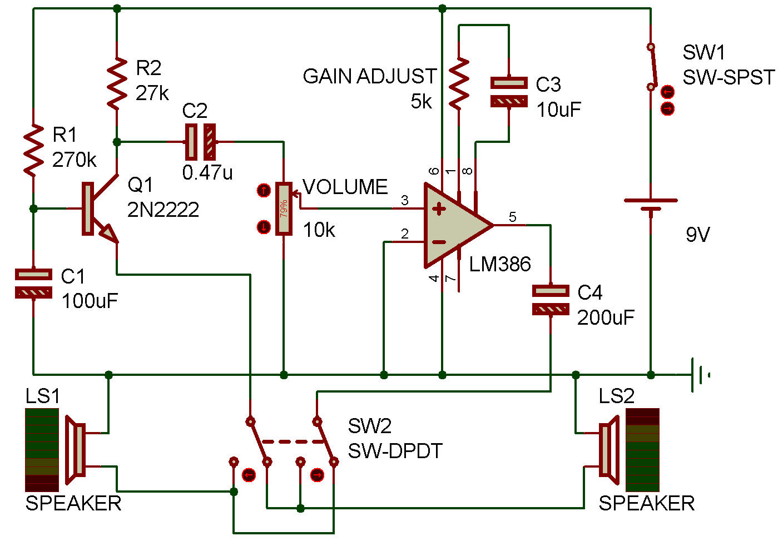 hight resolution of intercom circuit diagram