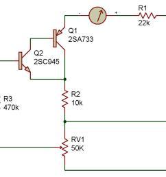 circuit diagram with voltmeter [ 1510 x 925 Pixel ]