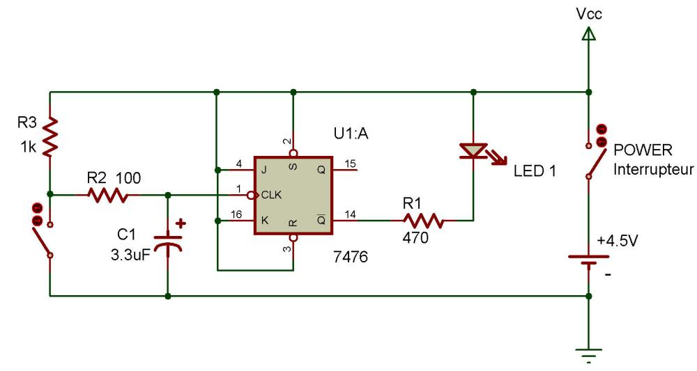 medium resolution of j k toggle flip flop finally draw the circuit