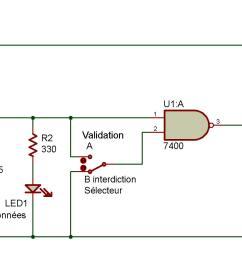 circuit diagram nand gate [ 2719 x 1045 Pixel ]