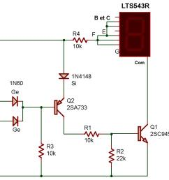 the purpose of this project is to study a logic and circuit as used in computers the readout is connected to display the letter h when terminals a and b  [ 2122 x 1171 Pixel ]
