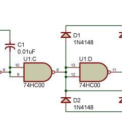 circuit diagram nand gate [ 2368 x 838 Pixel ]