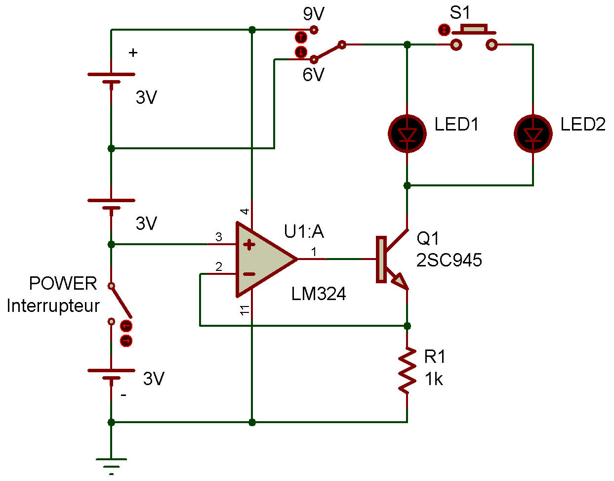 hight resolution of this circuit can maintain a constant current not just when the source voltage is