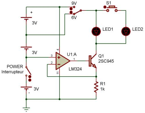 small resolution of this circuit can maintain a constant current not just when the source voltage is