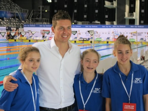 ZPC op de Swimcup 2014