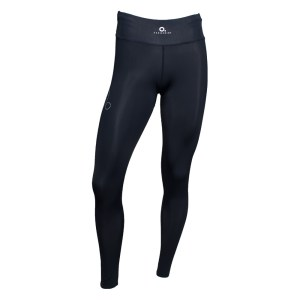 Athletic Compression Tights Nigt Blue – Front