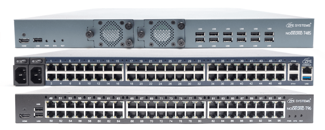 ZPE Systems NodeGrid Serial Console T48