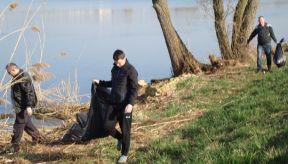Sprzątanie Odry 2017