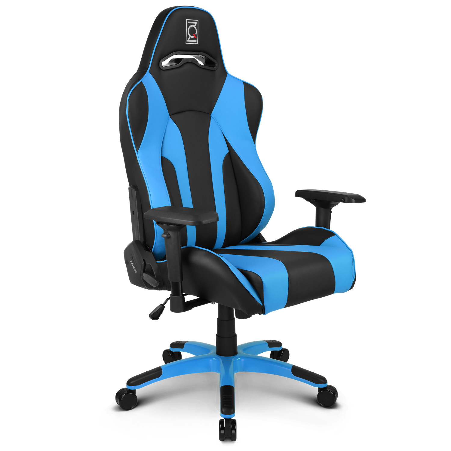 gaming office chairs australia wooden bar stool zqracing hyper sport series chair black blue