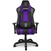 ZQRacing Alien Series Gaming Office Chair-Black/Purple ...