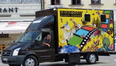 Kinematograf v Blansku: Letní kino uvede kontroverzní film Fotograf