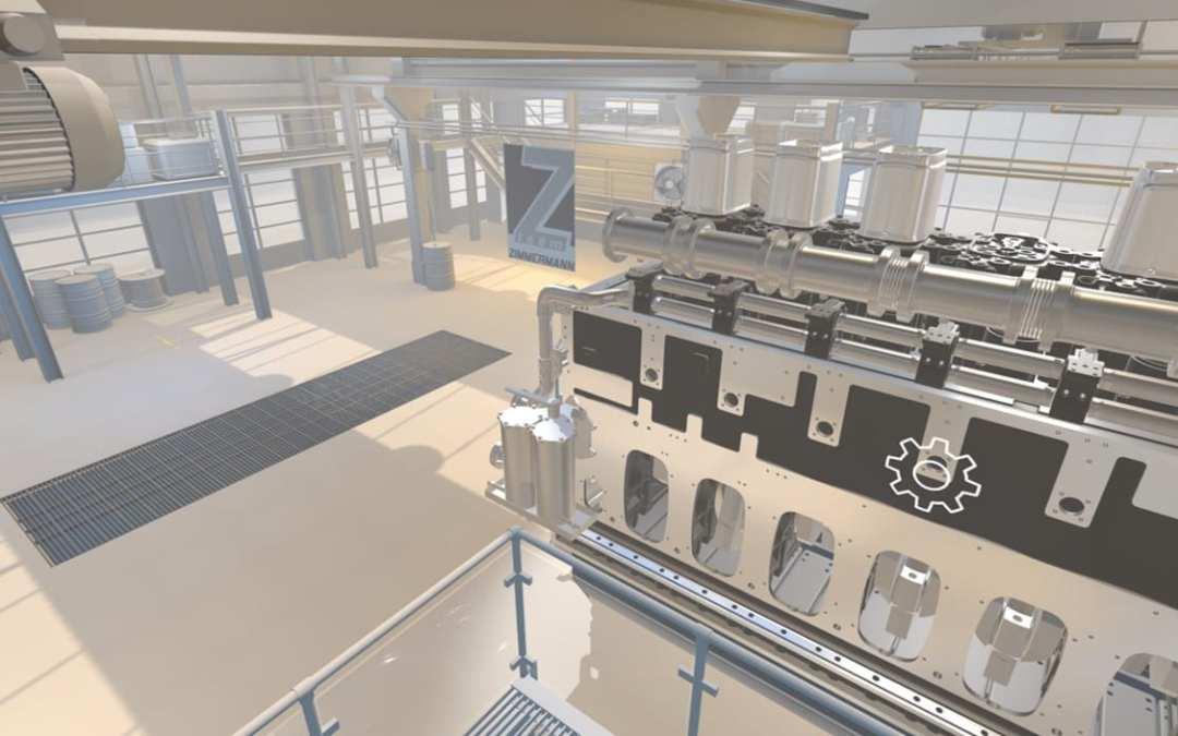 Wie Virtual Reality den Modell- und Werkzeugbau revolutioniert!