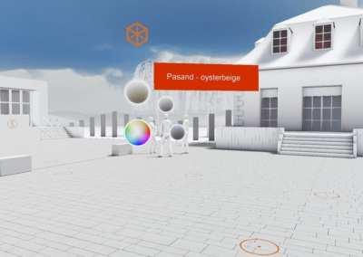 Lithon+ – VR-Produktkonfigurator – Web 3D | VR