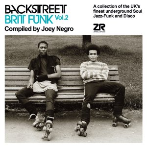 Backstreet Brit Funk Vol.2 Compiled By Joey Negro Various Artists
