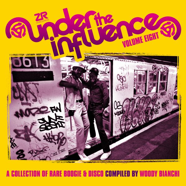 Under The Influence Vol.8 Compiled By Woody Bianchi LP