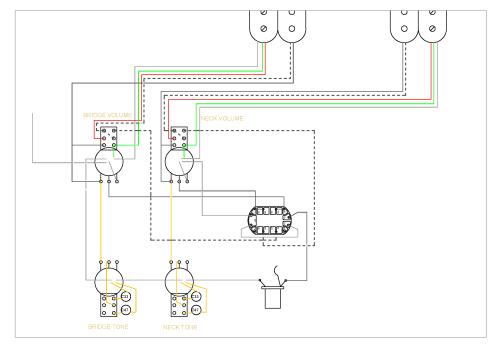 small resolution of guitar circuit wiring zr guitars