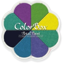 Чорнило Spring Annuals ColorBox Petal Point Pigment Inkpad, 08019