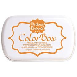 Чорнило ColorBox Premium від Stephanie Barnard, Tangerine, ClearSnap