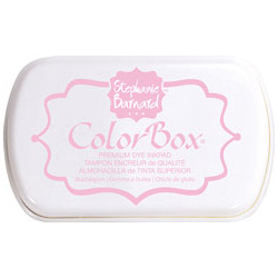 Чорнило ColorBox Premium від Stephanie Barnard, Bubblegum, ClearSnap