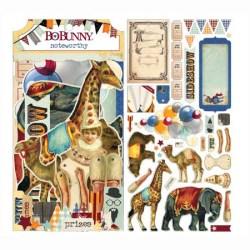 Висічки Carnival, BoBunny, 17413745