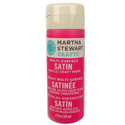 Multi-Surface Satin Acrylic Craft Paint – Amaranth, 32046