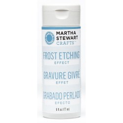 Frost Etching Effect, Martha Stewart Crafts, 177 мл, 32202